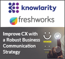 Webinar Presented by Knowlarity & Freshworks